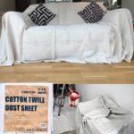 Painters Cotton Dust Sheets